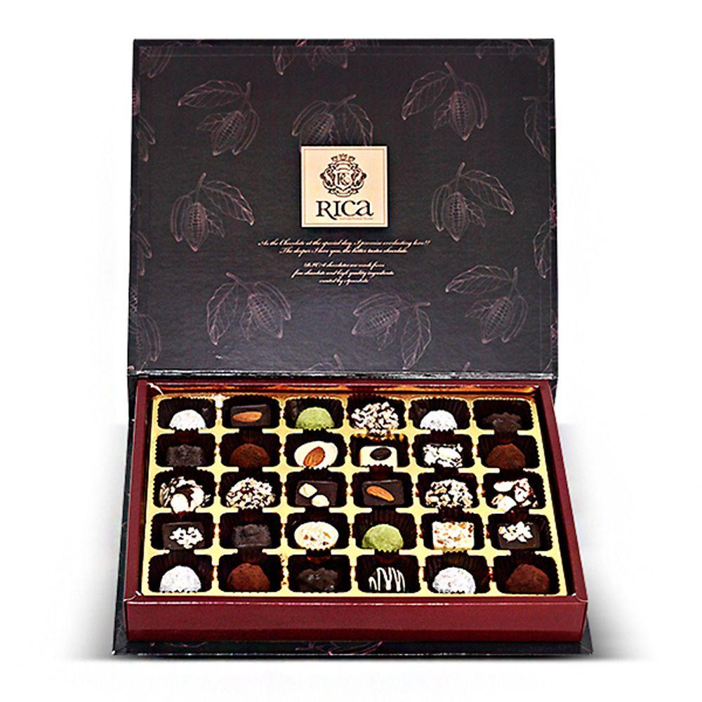 스푼홀릭_ 프리스티지(30구) 선물세트,초콜릿,초코,초코볼,초코선물세트,발렌타인데이,초콜릿세트