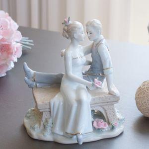 커플조각상 장식소품 홈데코 인형 인테리어