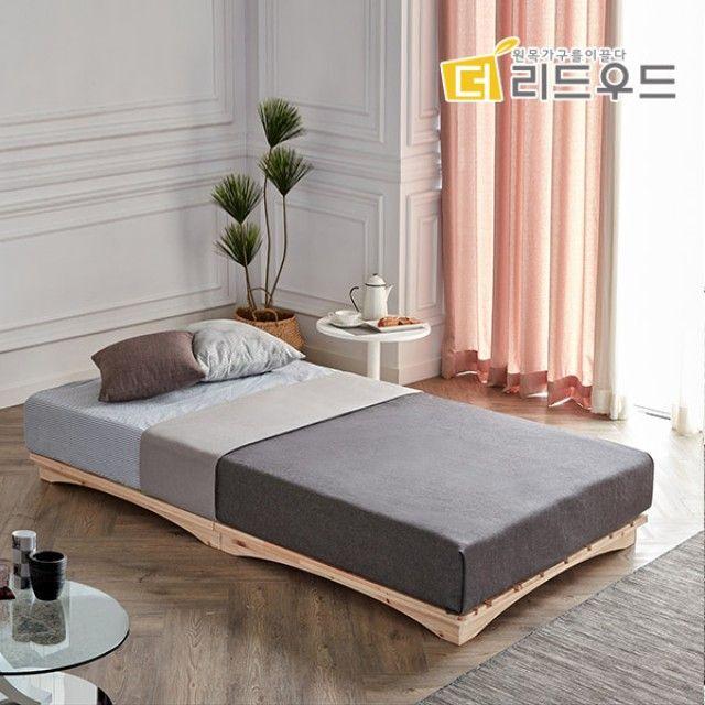 레아 편백원목 침대깔판 SS