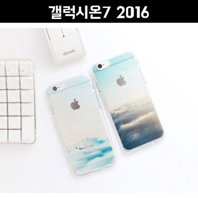 갤럭시온7 2016 G610 그래픽 풍경 젤리 케이스