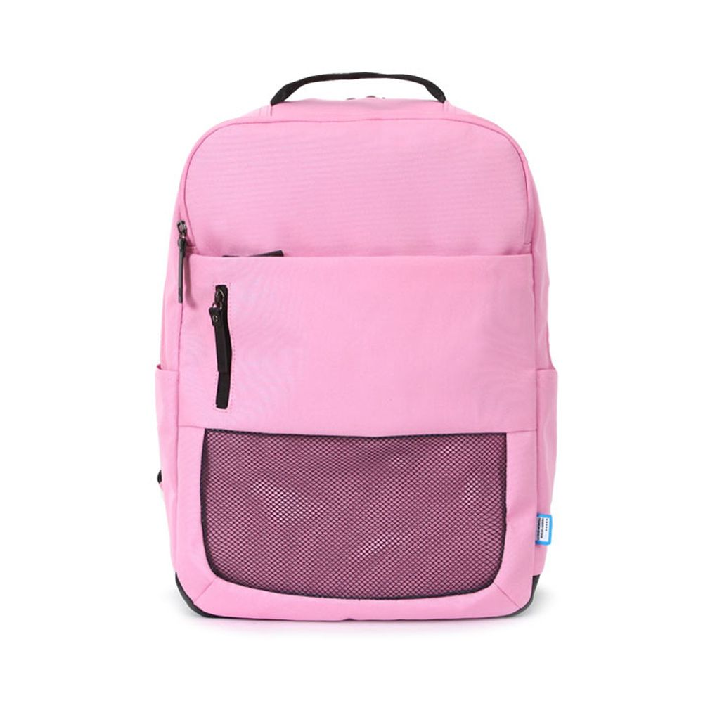 여자 캐주얼백 가방 가벼운 망사 백팩 핑크 책가방