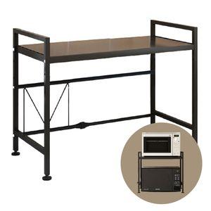 심플한 멀티 전자렌지 수납선반/ 공간활용/ 주방정리