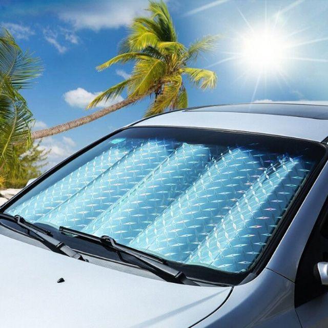 차량용 앞유리 휴대용 햇빛가리개