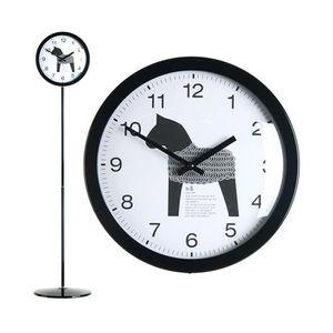 심플한 스탠드 시계 느루 A 공간연출 인테리어