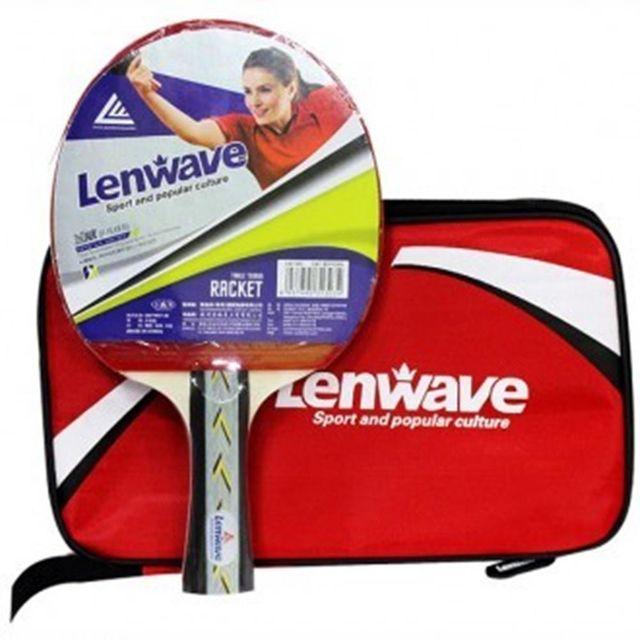 (2개묶음)LenWave 1303 탁구라켓(가방포함)