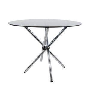 포레그 유리 테이블