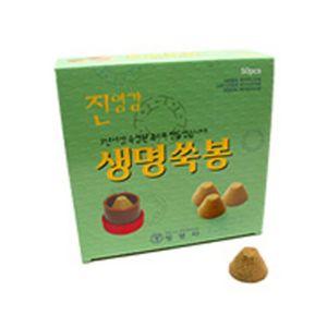 아이티알,NB 진영감 생명쑥봉 50개입/왕쑥봉 왕뜸 쑥뜸 왕쑥뜸 뜸