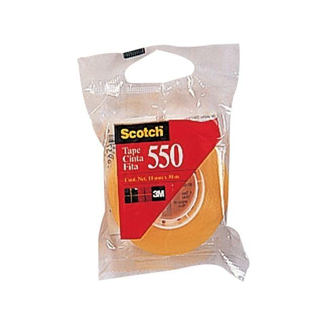 3M)다용도테이프 리필(550R_18mm×30m)-박스(144개입)