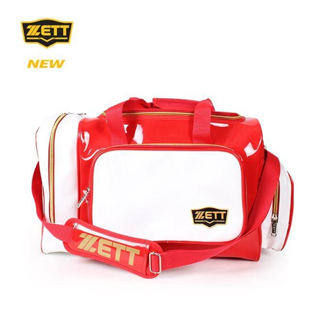 ZETT 제트 BAK-538 3 야구가방 개인장비백 보관 수납