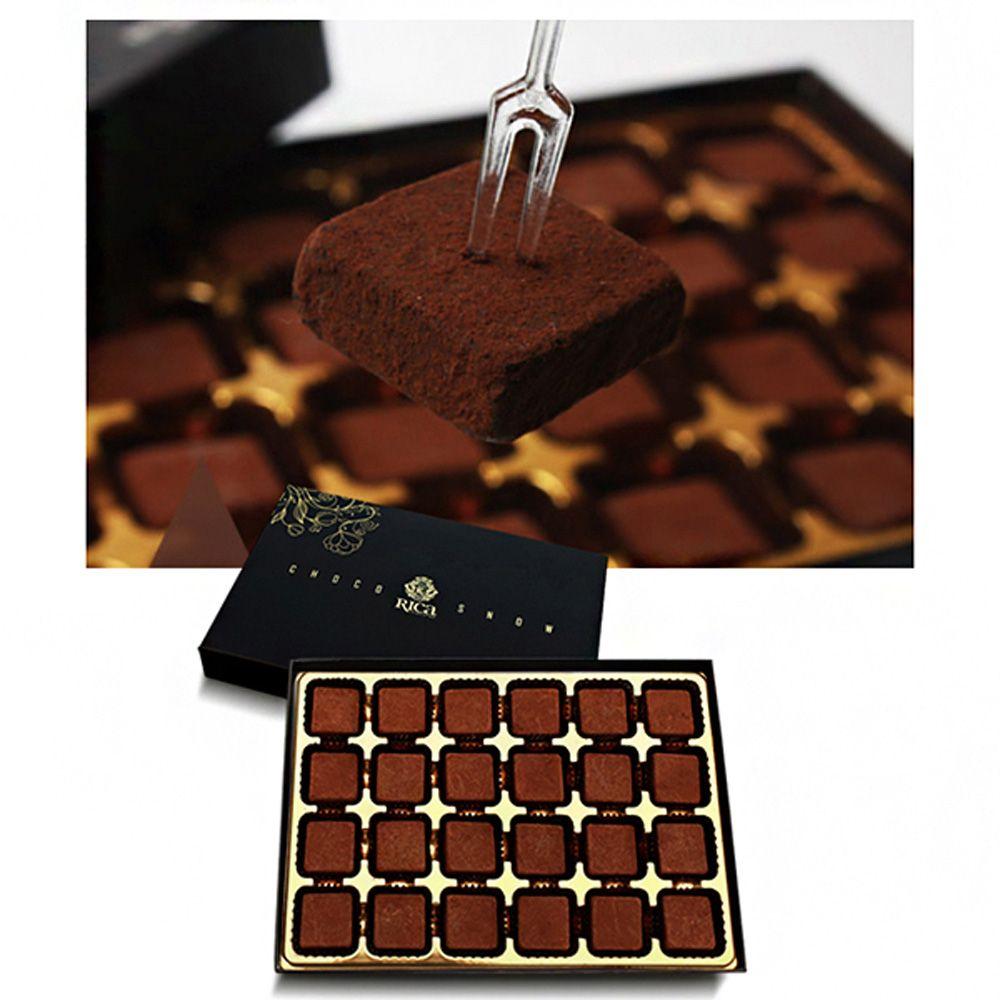 스푼홀릭_ 초코스노우(24구) 선물세트,초콜릿,초코,초코볼,초코선물세트,발렌타인데이,초콜릿세트