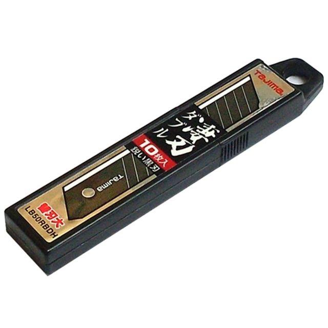 타지마 커터칼날 LB50RBDH 소형 공구 장판 절삭 [제작 대량 도매 로고 인쇄 레이저 마킹 각인 나염 실크 uv 포장 공장 문의는 네이뽕]
