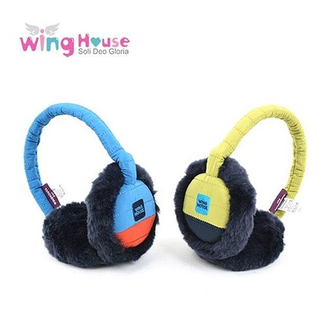 어린이 귀마개 WH0200 윙보이즈패딩귀마개