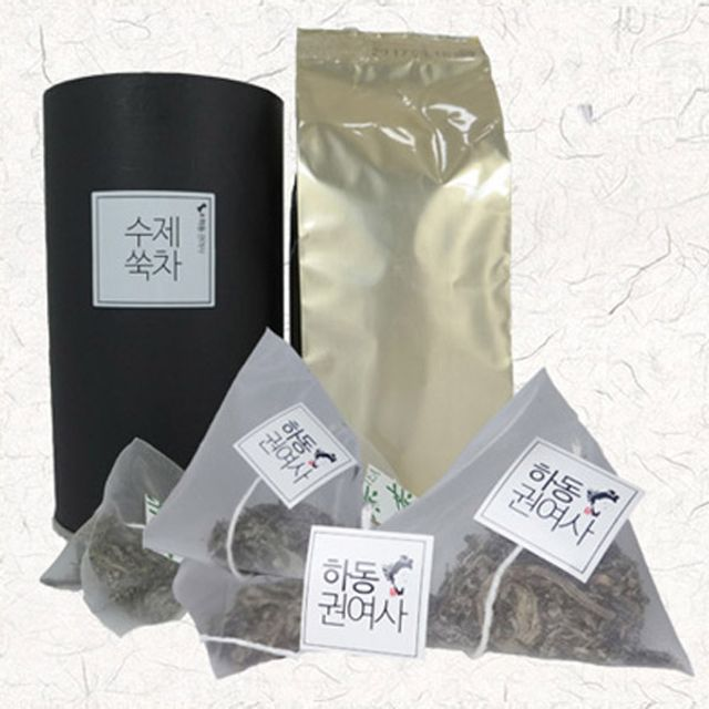 하동  수제 발효 쑥차 티백 30g(지리산 야생쑥차)