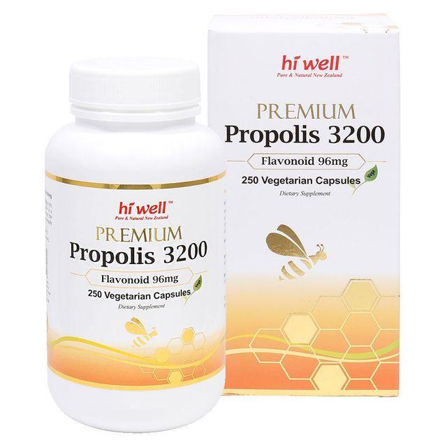 [해외] 뉴질랜드 하이웰 프리미엄 Propolis 3200 250캡슐