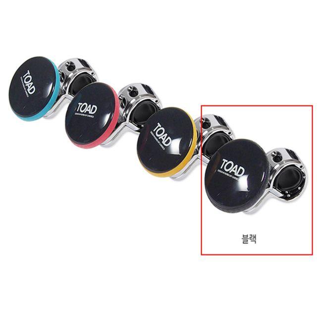 (토드) 밴드 파워핸들-블랙 [제작 대량 도매 로고 인쇄 레이저 마킹 각인 나염 실크 uv 포장 공장 문의는 네이뽕]