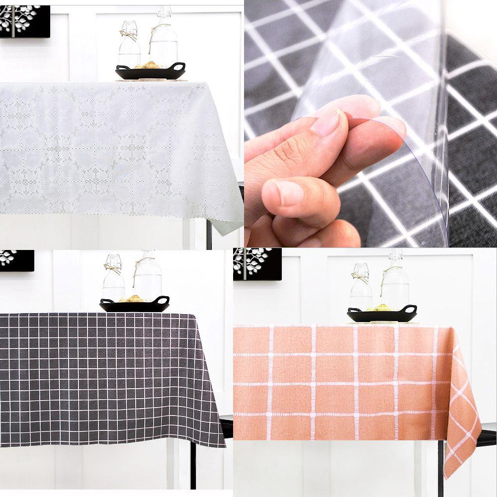 [현재분류명],방수식탁보 테이블보 투명매트,