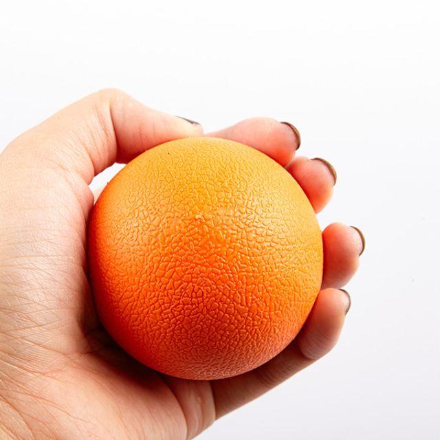 ABM 라크로스볼 (싱글) 오렌지