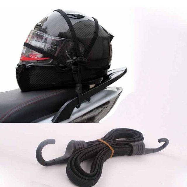 헬멧그물망 오토바이 메쉬 스트랩 로프 홀더 바이크