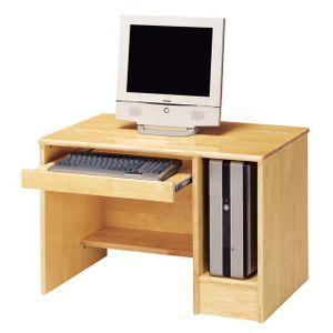 원목 컴퓨터 책상