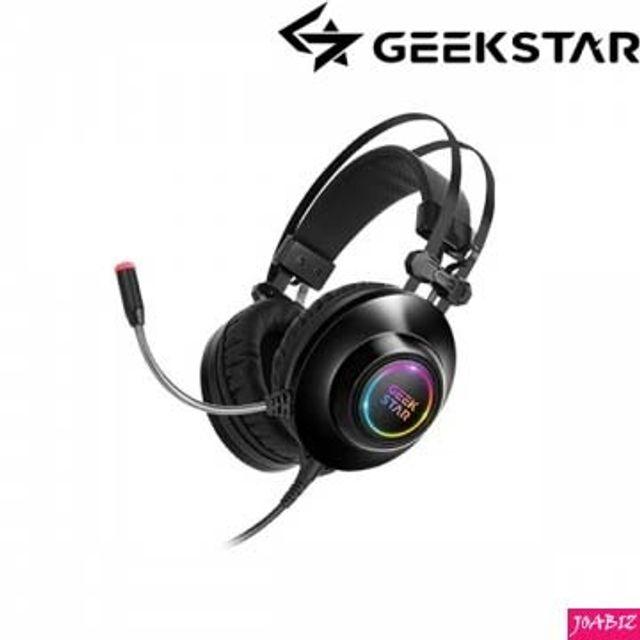 긱스타 GH500 7.1 진동 3D RGB 게이밍헤드셋 블랙