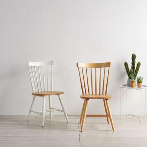리버퍼니쳐 포스미아 고무나무원목 디자인의자 RZ0197