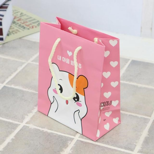 종이봉투 에비츄종이쇼핑백 EB 800 AbM81108-nf4446