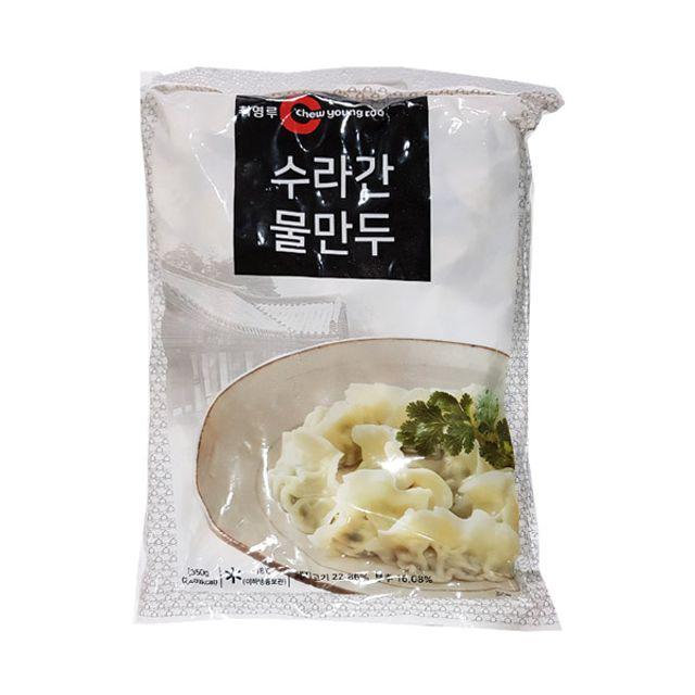 W2E9F9A(냉동)취영루 수라간고기물만두1.35kg,만두,군만두,왕만두,물만두,손만두
