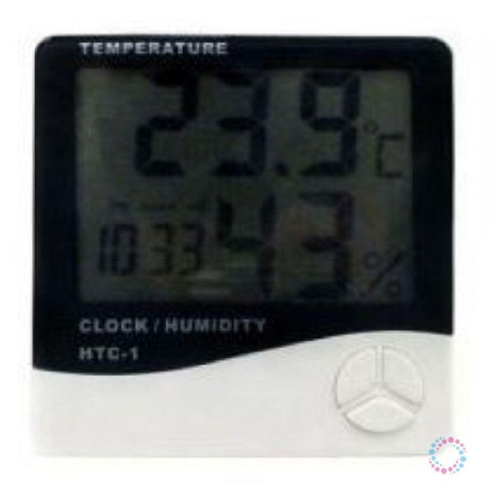디지털온습도계 HTC-1 산업용온습도계 디지털습도계 실내용품 온습도감지기 디지털온도계