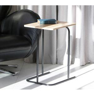 이지 소파 테이블 거실 사이드 테이블 보조 협탁 블랙