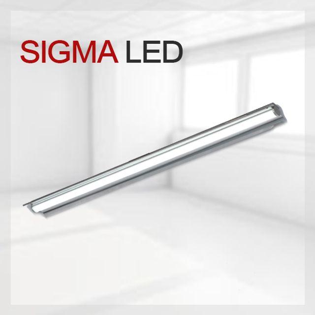 LED 평갓등 60W 일체형(주광색) - 형광등기구/갓등