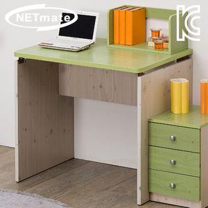 NETmate 입식 책상 800x600x720 그린 컴퓨터 데스크