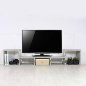 티비 거실장 tv 다이 테이블 낮은 모던 선반장 1200