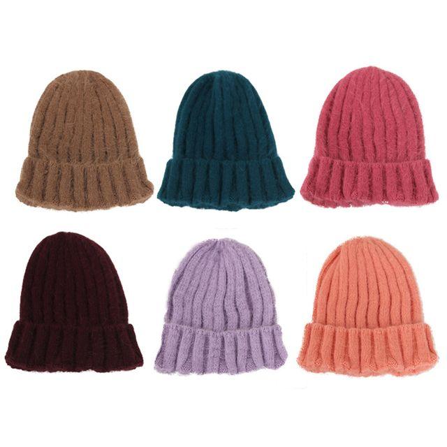 캐주얼 벙거지 레옹 모자 골지 비니 털모자 와치캡