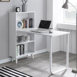 K2066 코지 h형 책상세트 1200 서재책상