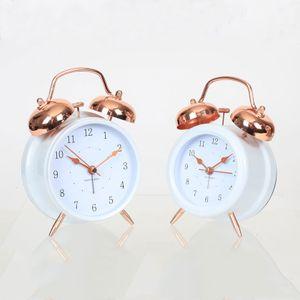 로즈골드 알람시계
