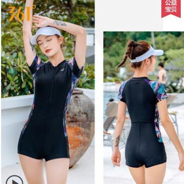 [해외] 비키니 여성수영복 날씬블라우스1