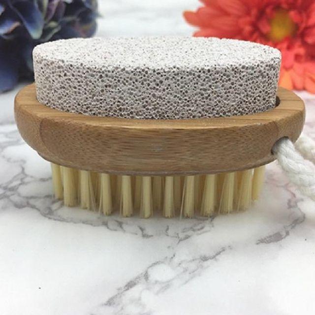 대나무바디브러쉬001 생활용품 브러쉬 목욕 샤워브러