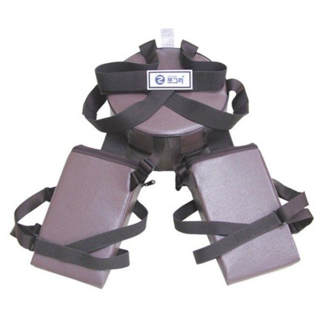 쪼그리 안전방석 작업 농사 밭일의자 1.0-B 무릎보호장비