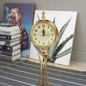 엔틱 골드 삼발이 스탠드 시계 (A TYPE) 빈티지 시계