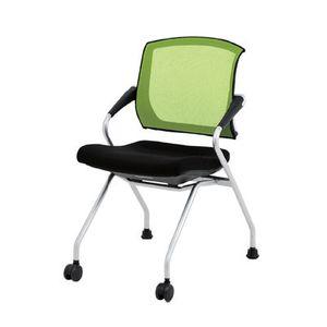 사무실 반고정의자 Y922-33 메쉬 바퀴 회의실 컴퓨터