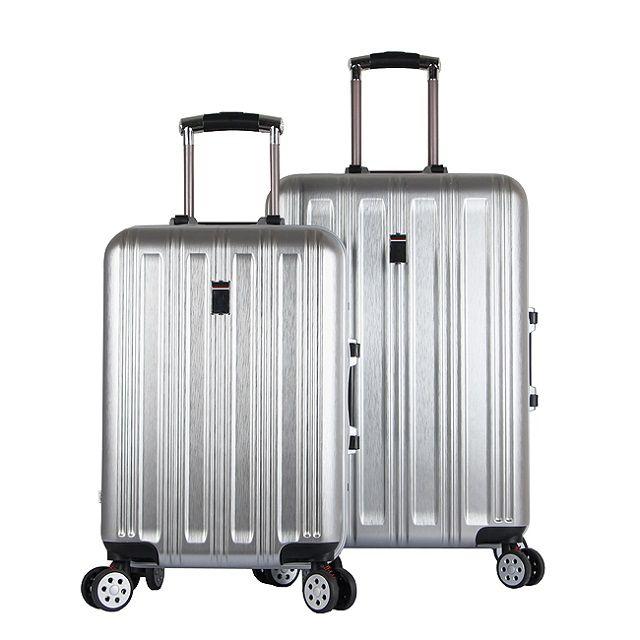 [현재분류명],즐겁고안전한 여행 크라우스실버 캐리어(24),여행캐리어,여행가방,캐리어,캐리어가방