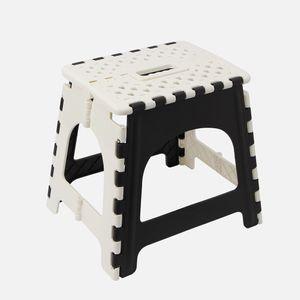 사각 접이식 의자 블랙 S 욕실의자 매직의자