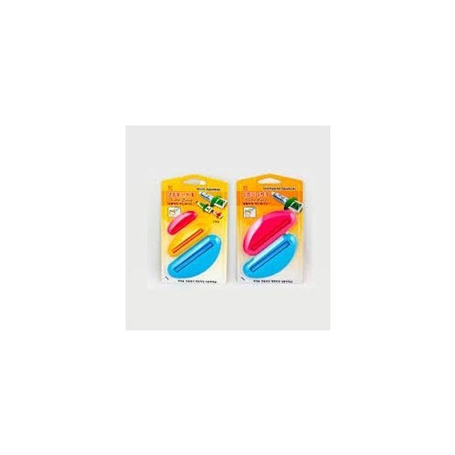 치약 짜개 디스펜서 칫솔 꽂이 욕실용품 튜브 양치 알뜰 2p [제작 대량 도매 로고 인쇄 레이저 마킹 각인 나염 실크 uv 포장 공장 문의는 네이뽕]