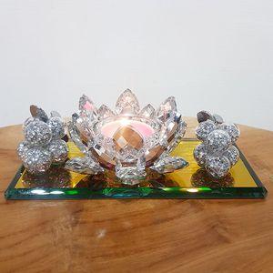 포도연꽃크리스탈캔들홀더(36165)