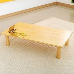 숲속친구 직사각책상 아동용 테이블 공부상 키즈가구