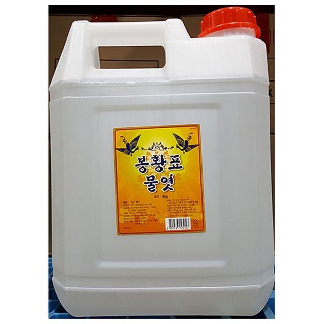 봉황 업소용 흰 물엿 9K 1EA
