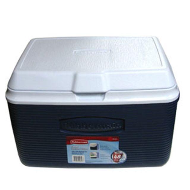 러버 메이드 아이스박스 32.2L 블루 캠핑 낚시 보냉
