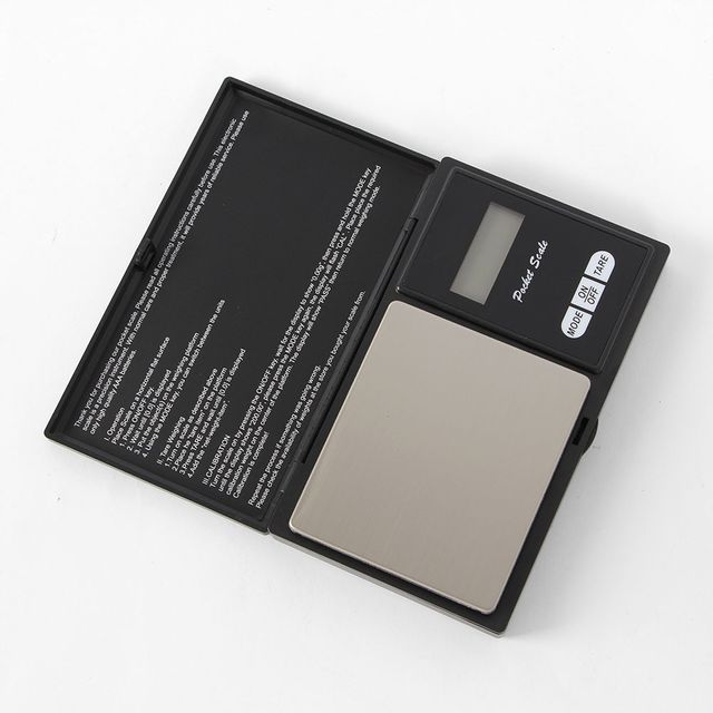 휴대용 소형 전자저울 1kgx0.1g 정밀저울 요리저울