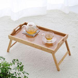마켓비 JAWAL 베드 트레이 침대노트북테이블 대나무