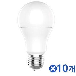 8W 장수백열 LED 전구-주광색x10개 전시장조명 LED등